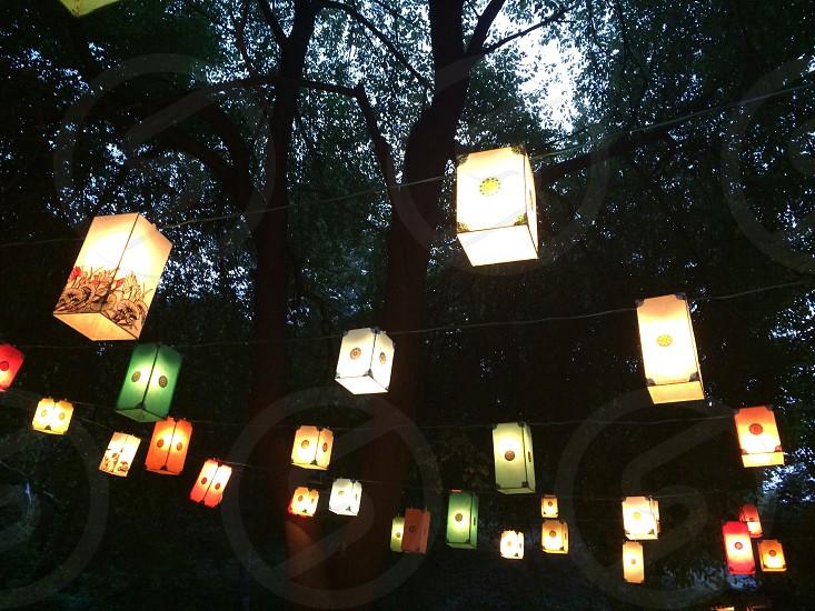 Lights photo