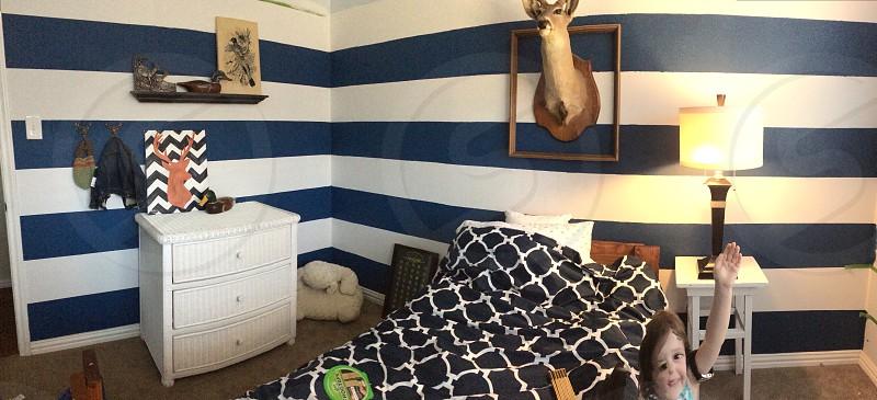 Buck boys room photo