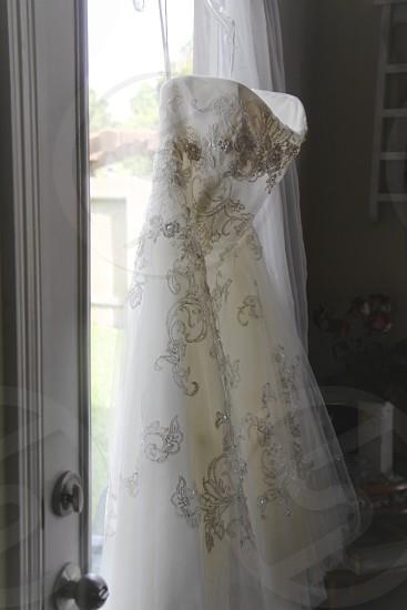 The dress...  photo