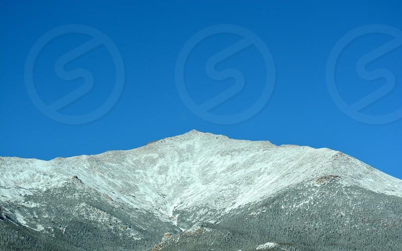 Colorado Mountain Top photo