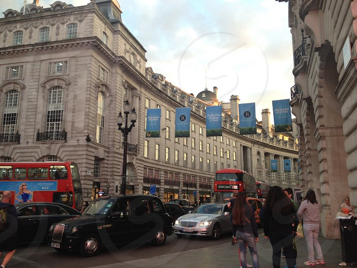 Trafficstreet buscarsbuilding  photo