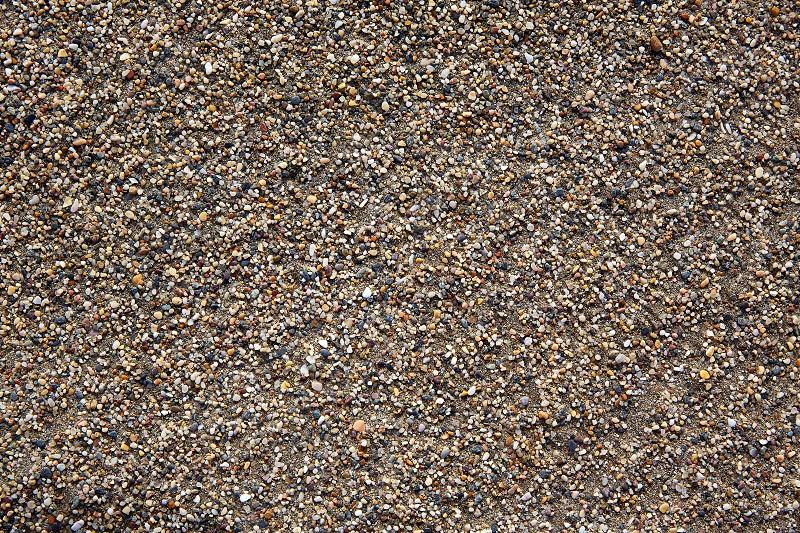 Almeria Cabo de Gata sand texture closeup detail in Spain photo