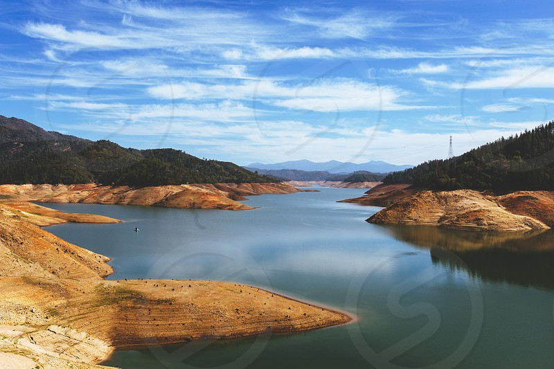 Lake Shasta Redding California photo