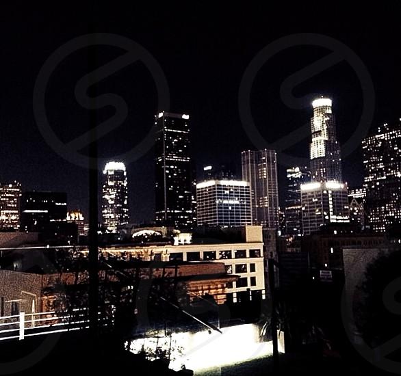 LA Rooftop  photo