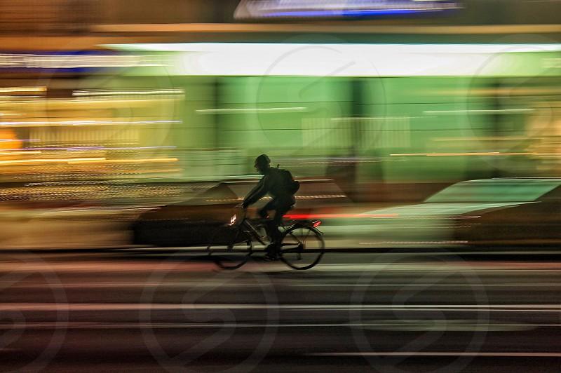 Bikerunlight photo
