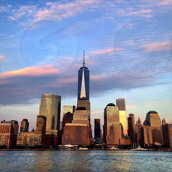 New York Freedom Tower photo