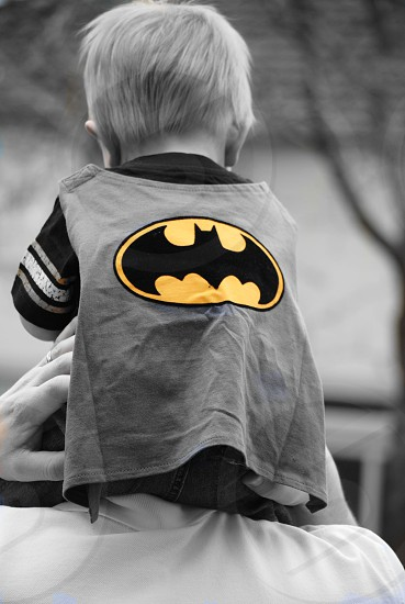 batman batkid photo
