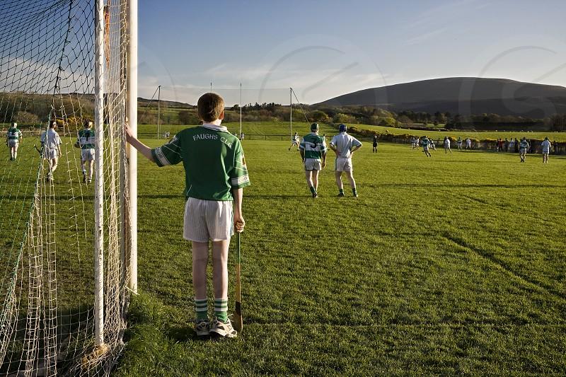 Sports in Ireland photo