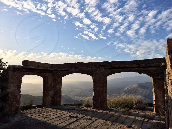 Knapp's castle-Santa Barbara CA photo