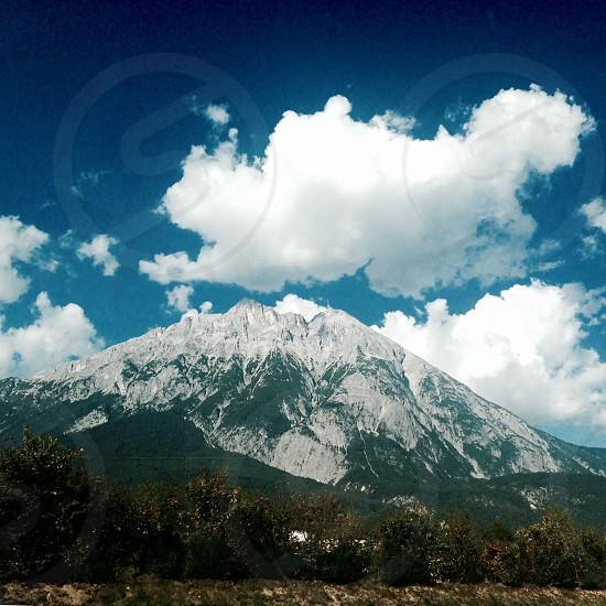Austrian Alpes photo