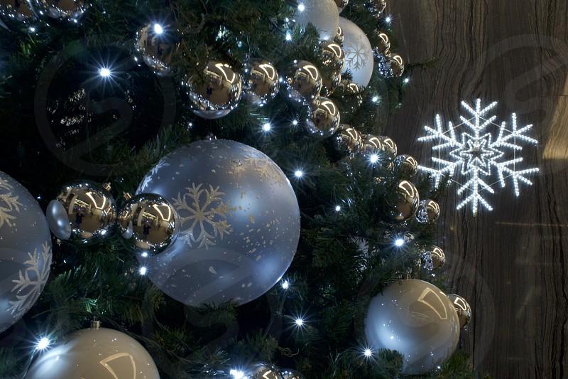 Christmas tree Ornaments          photo