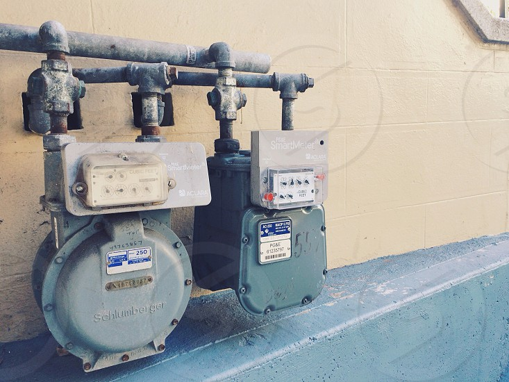 water meters photo