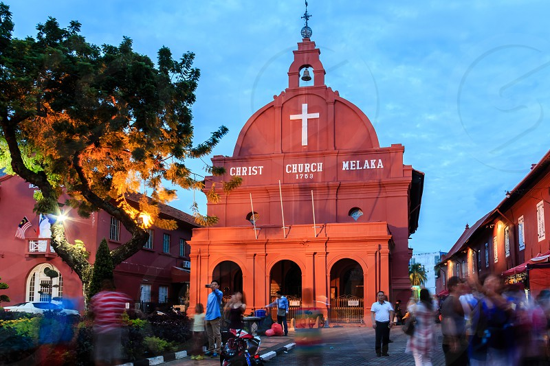 Christ Church - Malacca City photo