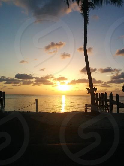 Sunset Florida Keys photo