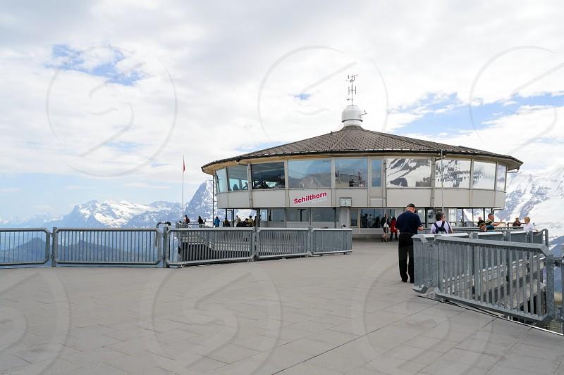 Schilthorn Switzerland photo