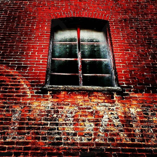 Beast Within - brick abandoned windows urban abandoned buildings decay photo