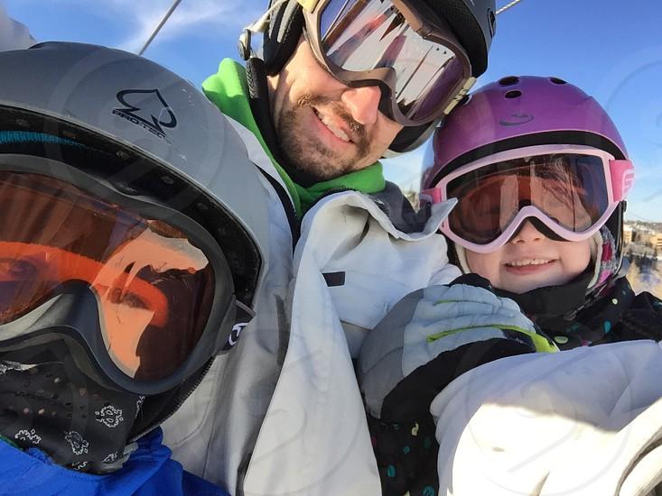 Hitting the slopes! photo