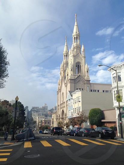 San Fran church photo