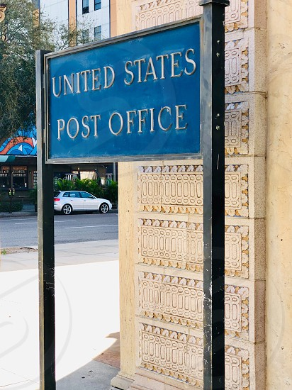 United States postal service  photo