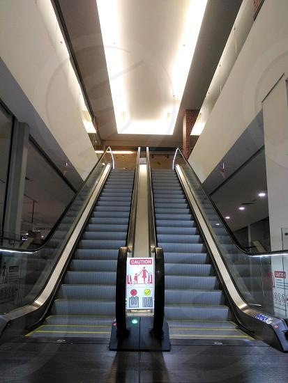 escalator concept picture photo