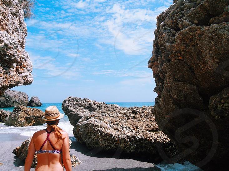 Spain adventure fun water Mediterranean Sea life travel students abroad Europe photo