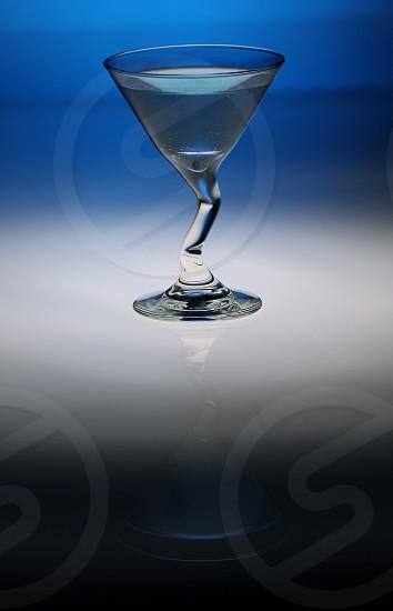 True Blue Summer Cocktail  photo