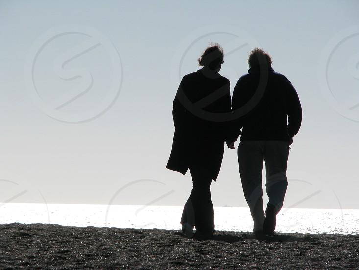 toward the horizon photo