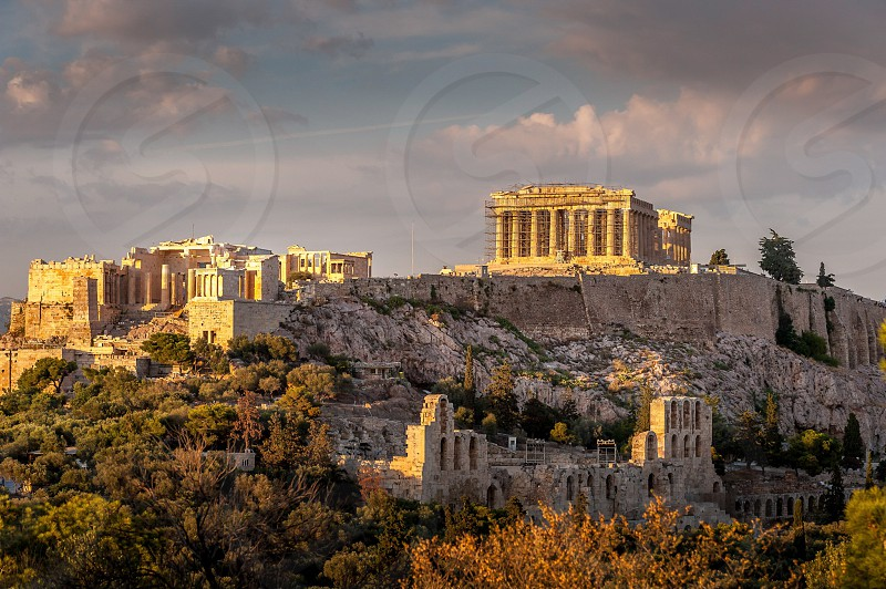 The Acropolis photo