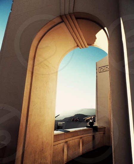 Griffith Observatory California photo