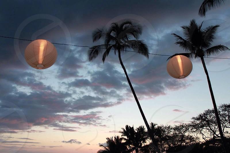 Makena Maui nights photo