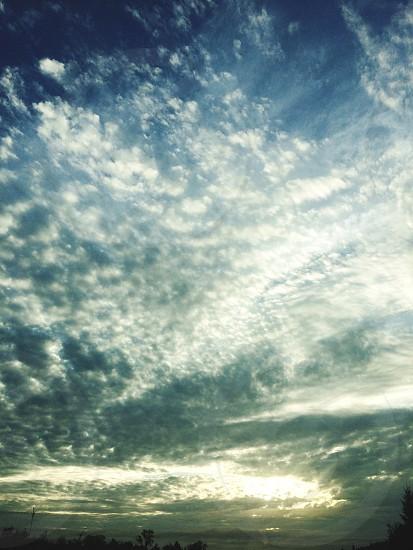 Cloudsskysun photo