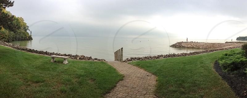Lake Erie Ohio photo