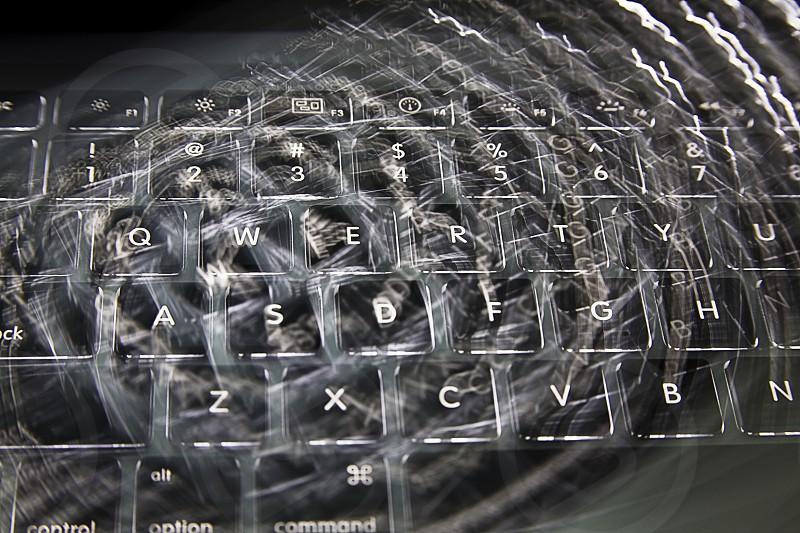 clear magic keyboard  photo