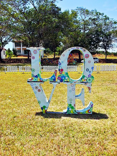 love signs...  photo