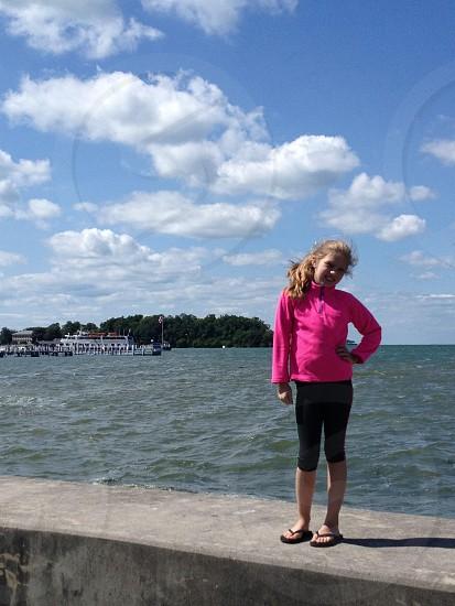 Lakeside on Put-In-Bay Ohio photo