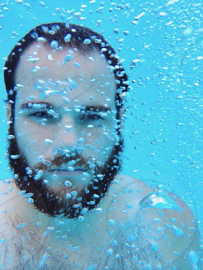 male human face photo