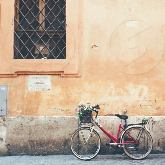 """Bike in Rome"" - Bike Rome Roma Italy Italia bicycle  photo"