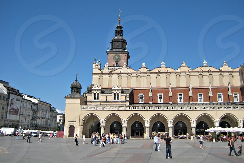 Town Hall Tower Krakow - Krakow photo