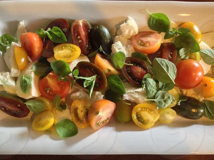 Tomato Caprese Salad photo