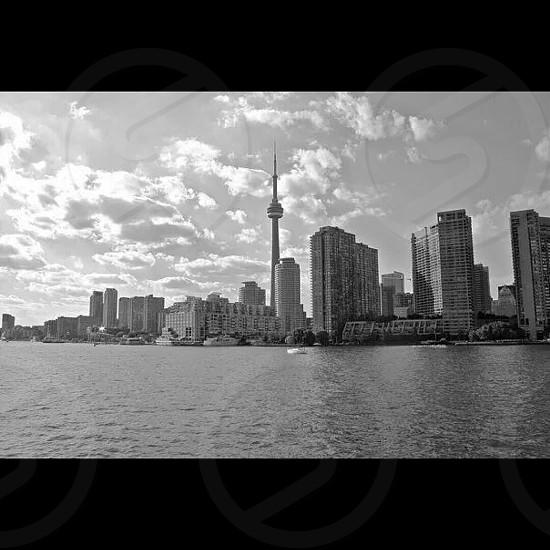 Toronto skyline Canada photo