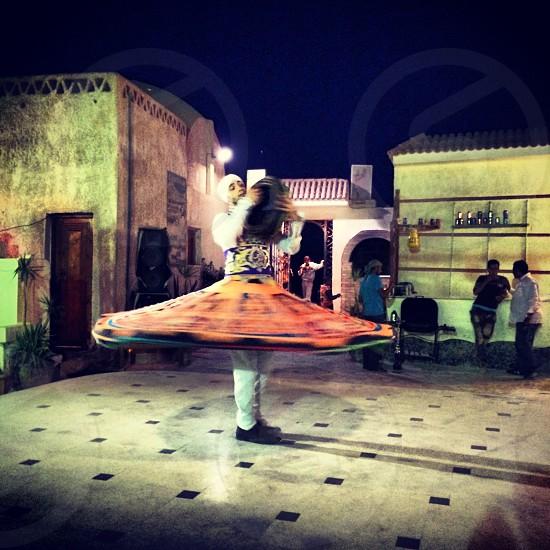 Egyptian show photo