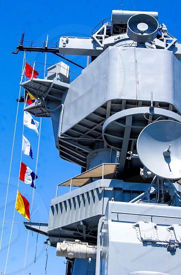 USS Iowa  photo