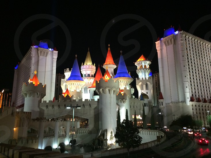 Excalibur in Las Vegas photo