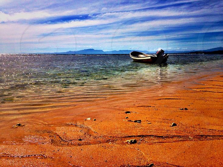 Longboat Tavarua Island Fiji photo