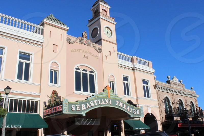 Sebastiani Theatre Sonoma photo