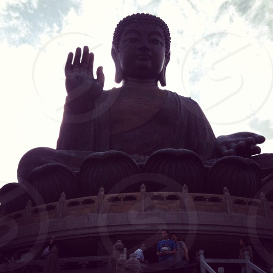 Buddha Hong Kong  photo