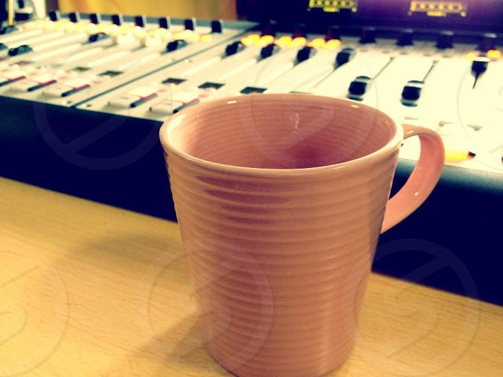 Coffee break at my studio  photo