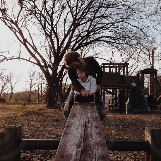 The park. Where all children live.  photo