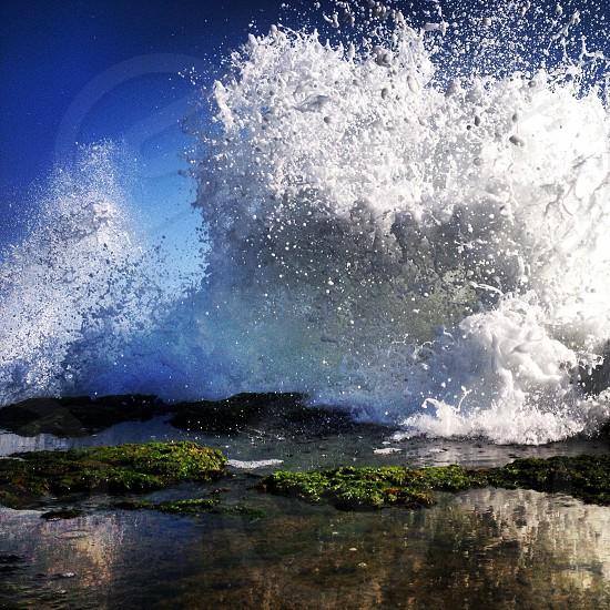Splash photo