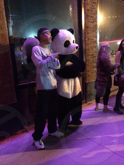 Thuggin Panda photo